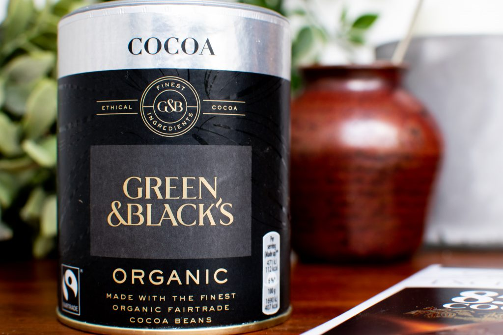 Green & Blacks Cocoa
